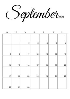 Most up-to-date Screen June 2020 calendar wedding Popular Quick…you require to develop a calendar in your daughters crew, listing many routines, game titles September Calendar, Calendar Date, Photo Calendar, Print Calendar, Calendar 2020, Free Printable Calendar Templates, Printable Planner, Printables, Calander