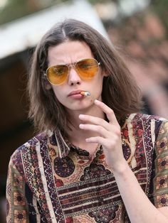Erin Mommsen @ NYFWM S/S 17 ph Myoungsoo Lee