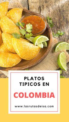 Conoce la gastronomia Colombiana y antojate de las delicias típicas de este país Chicharrones, Spanish Class, Fruit, Food, Gastronomia, Colombian Cuisine, Colombian Recipes, Fried Fish, Dishes