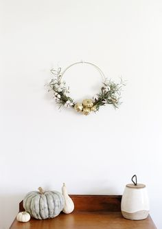 DIY Fall Wreath @the