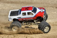 Axial Needs To Build This Solid Axle Monster Truck
