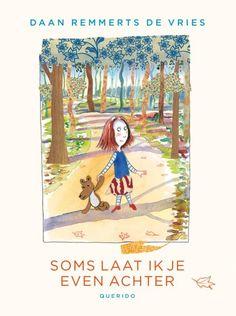 Soms laat ik je even achter van Daan Remmerts de Vries AK Prentenboeken 2014 Eenzaamheid Zilveren Griffel 2015