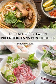 vietnamese noodle soups | viet bun | viet pho | #vietnamesefood #vietnamesepho