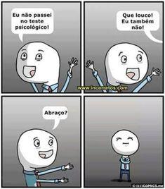 #teste #testepsicológico #testepsicologico #doido #doidodemais #loucura #coisasaleatorias #naopassei #memesbr #memesbrasil #memes