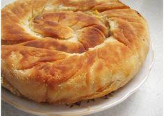 Pie Recipes, Dessert Recipes, Cooking Recipes, Desserts, Bread Dough Recipe, European Cuisine, Sweet Potato Breakfast, Savoury Baking, Sweet Pastries