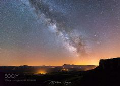 Vercors milky way 2 Camera: NIKON D800E Lens: 16.0-28.0 mm f/2.8 Focal Length: 16mm Shutter Speed: 25sec Aperture: f/2.8 ISO/Film: 6400 Image credit: http://ift.tt/29O5z1L Visit http://ift.tt/1qPHad3 and read how to see the #MilkyWay #Galaxy #Stars #Nightscape #Astrophotography