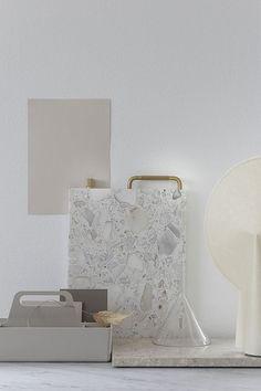 Some nice, new materials (Minna Jones) – Top Trend – Decor – Life Style Swedish Interior Design, Gray Interior, Nordic Design, Home Interior, Scandinavian Style, Scandinavian Interior, Minimalist Interior, Minimalist Home, Helsinki