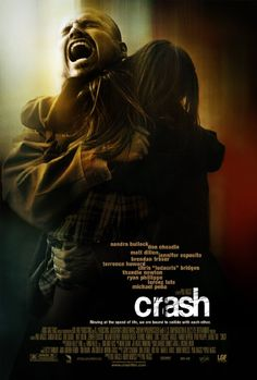 The film Crash is based on the racial tension in the city of Los Angeles