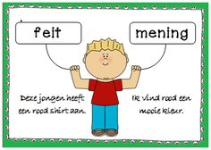 Lessen van Lisa - Taal Poster over feit en mening. Classroom Tools, Classroom Management, Speech Language Therapy, Speech And Language, Learn Dutch, Job Info, School Posters, Language Lessons, School Projects