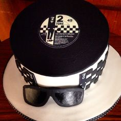 What's not to love about a Ska cake ▪️▫️▪️▫️▪️