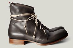 Men's High Boot from hard graft.