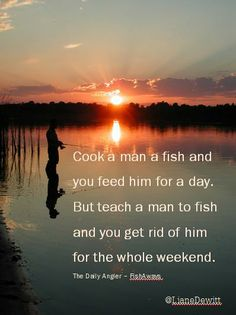Fishers of fish ;) Inspire me to laugh more.