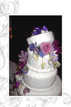 Lake of the Ozarks Wedding Cakes