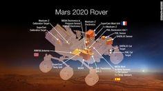 NASA's next Mars rover will make oxygen, to sustain life