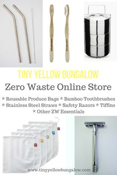 Place to buy Zero waste things. Zero waste