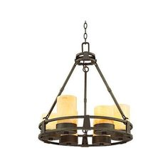 Sunset Onyx Stone 6-Light Faux Candle Chandelier ($400) ❤ liked on Polyvore featuring home, lighting, ceiling lights, black chandelier, chain lighting, hanging chain lamps, black hanging lights and black chandelier lamp