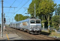 RailPictures.Net Photo: BB 7388 SNCF Alstom-MTE BB 7200 at Portet sur Garonne (Haute Garonne), France by Gerard MEILLEY: