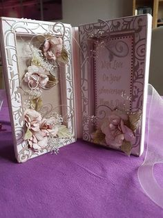 3d Cards, Pop Up Cards, Tonic Cards, Card Book, Shaped Cards, Shadow Box Frames, Swirl Design, Happy Birthday Cards, Card Tags