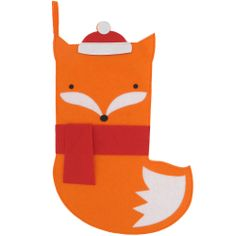 fox stocking from Paperchase