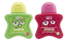 Anovia Kids shampoos and conditioners are perfect for bathtime fun - with cute designs, fantastic scents and a no-more-tears formula
