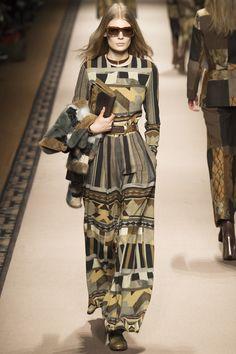 Milan Fashion Week, Etro Otoño Invierno 2015