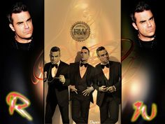 robbie williams: New Creations 2015