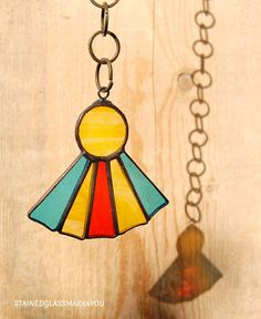 Stained Glass Gift. Stained Glass by Stainedglassmark4you on Etsy