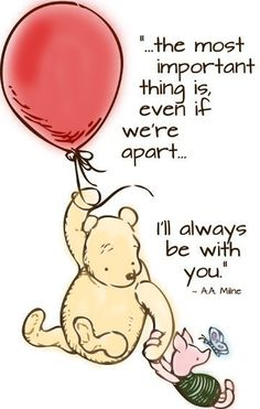 Wisdom from #WinnieThePooh. www.AmericanNurseToday.com #Quotes