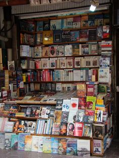 book store @ istambul
