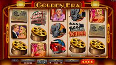 Golden Era slot has 5 reels and 15 paylines and provided by Microgaming. You will find many interesting features in this slot game. 12 free spins, special bonus game, where you can play interesting game and double up your points, and you can win a 5000 points jackpot.