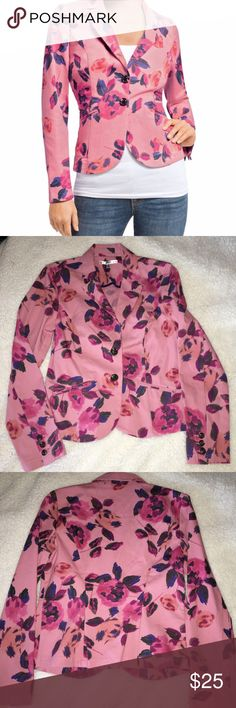CAbi Rose Garden Jacket Size 6 CAbi Rose Garden Jacket style # 804. Excellent used condition. CAbi Jackets & Coats