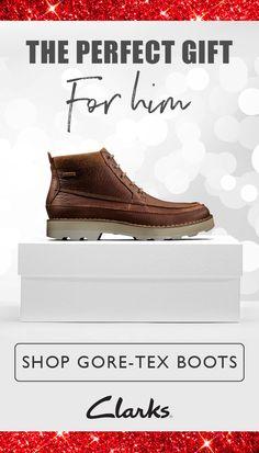 027e03e4fc8 Men s GORE-TEX Waterproof Shoes - Clarks® Shoes Official Site