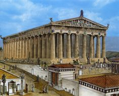 Παρθενώνας, ο ναός της Αθηνάς | Πλατφόρμα «Αίσωπος» - Ψηφιακά Διδακτικά Σενάρια