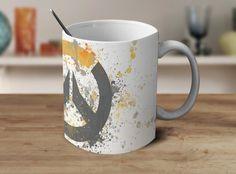 Overwatch Mug, Overwatch Game Coffee Mug