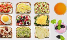 5 Desayunos fáciles y deliciosos