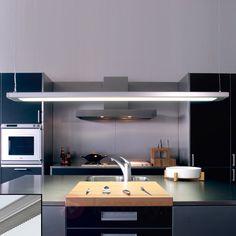 Lampa QUADRA DUO idealna lampa wisząca zarówno do biur jak i pomieszczeń mieszkalnych.