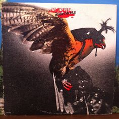 Budgie In For the Kill! Vinyl Record LP 1974 MCA Heavy Metal Hard Rock Psych by vintagebaronrecords on Etsy