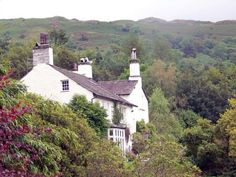 Dove Cottage, Grassmere, the home of the poet William Wordsworth