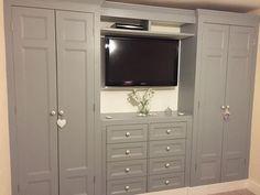 Bedroom Wardrobe Doors Built Ins 67 Ideas For 2019 Bedroom Built Ins, Bedroom Makeover, Bedroom Built In Wardrobe, Bedroom Interior, Build A Closet, Remodel Bedroom, Closet Bedroom, Trendy Bedroom, Bedroom Wall