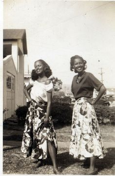 vintage everyday: 30 Stunning Vintage Photos That Show the Beauty of African-American Women During the Harlem Renaissance Era Vintage Black Glamour, Look Vintage, Vintage Beauty, Vintage Pins, Retro Mode, Vintage Mode, Retro Vintage, Vintage Outfits, Vintage Fashion