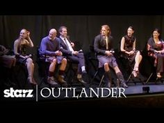 Outlander | World Premiere Screening Q&A | STARZ