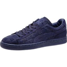 sale retailer 6809f 06620 Puma Solange Suede Classic Squares Womens Sneakers (63) ❤ liked on  Polyvore featuring shoes