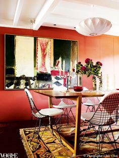CHARIS>>The colours you'll want to decorate with in 2016 - Vogue Living