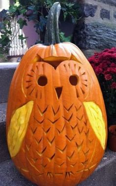 Creative Pumpkin Carving - The Gardening Cook