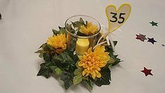 50th Class Reunion Table Decorations | 50th Class Reunion Table Decorations | Centerpiece for High School ...