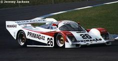 RSC Photo Gallery - World Sports Prototype Championship Donington 1990 - Porsche 962 no.26 - Racing Sports Cars