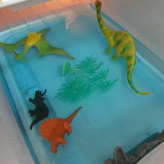 What a great idea! I'll need to try this with my nephew. http://builtbykids.com/build-your-very-own-dinosaur-dig/