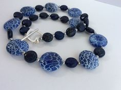 Hey, I found this really awesome Etsy listing at https://www.etsy.com/se-en/listing/467481154/blue-weathered-agate-and-lapis-lazuli