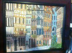 painting of Nurnberg Germany