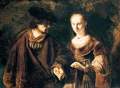Artwork highlights - Larger version of 'The Betrothal', c.1640-50, by School of…